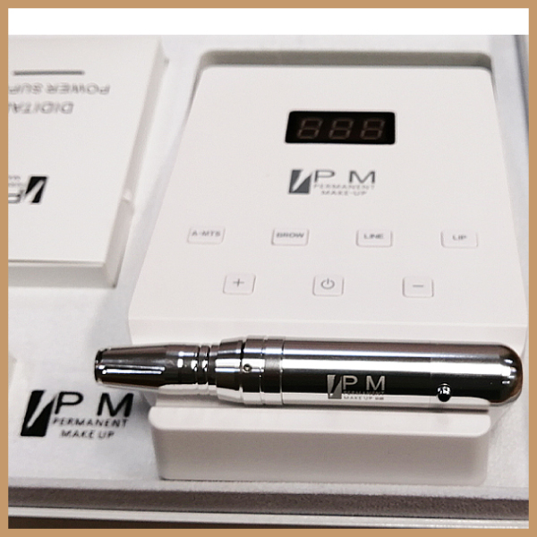 دستگاه تاتو و میکروپیگمنتیشن PM