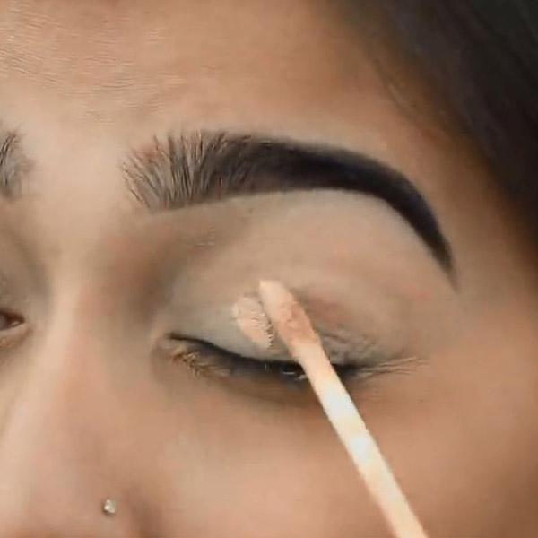 آموزش تصویری آرایش چشم
