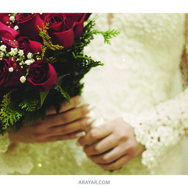 آموزش آرایش لایت عروس