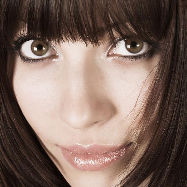 آرایش لایت اروپایی و آرایش ساده شیک دخترانه