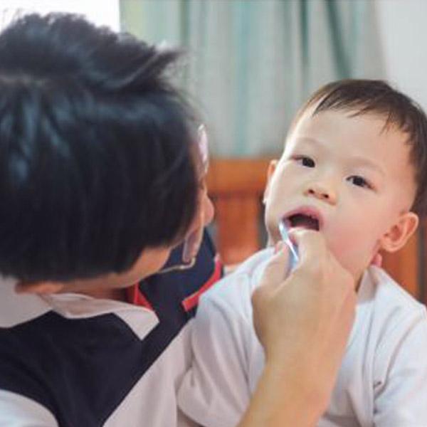 دندانپزشکی نوزاد