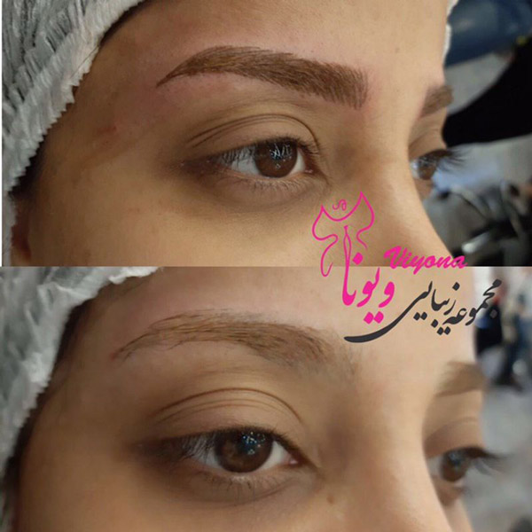 آرایشگاه خوب برای تتو در تهران