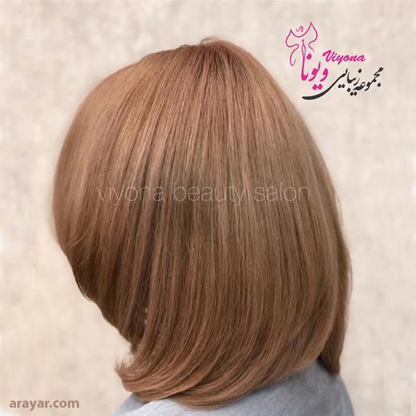 دلیل دو رنگ شدن مو
