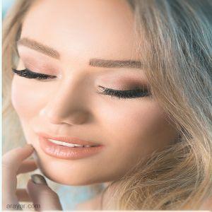 نکات مهم در انتخاب آرایشگاه برای آرایش و میکاپ عروس   معرفی میکاپ آرتیست آرایش عروس در تهران