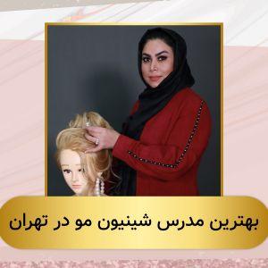 نکات مهم در مورد شینیون | بهترین مدرس شینیون مو در تهران