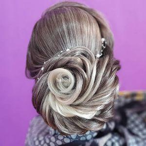 مدرس حرفه ای شینیون تهران کیست؟ آموزش شینیون مو جدید