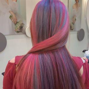 فرمول ترکیب رنگ مو بدون دکلره 2020 با عکس | جذاب ترین مدل های رنگ مو سال 99