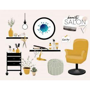 اخبار آرایشگاه ها | کرونا و رکود آرایشگاه های زنانه