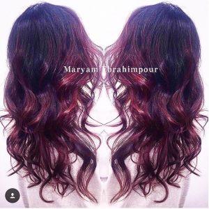 رنگساژ مو  چیست؟|  نحوه رنگساژ کردن مو چگونه است؟