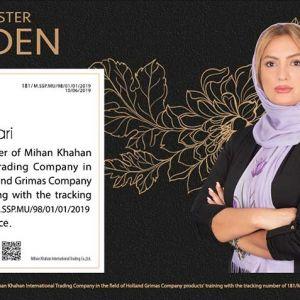 بهترین میکاپ کار عروس شمال تهران کیست؟ | مصاحبه با بهترین گریمور و آرایشگر عروس زعفرانیه