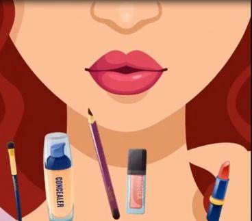 آموزش آرایش لب | ترفندهایی برای آرایش لب