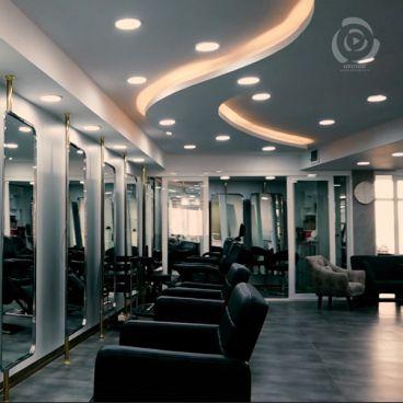 معرفی بهترین آرایشگاه بلوار اندرزگو | فیلم فضای لوکس آرایشگاه فرانک در شمال تهران