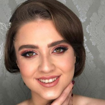 آرایش عروس لایت اروپایی | میکاپ لایت عروس 2020