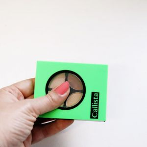 سایه چشم کالیستا مدل  Quattro Eye Design