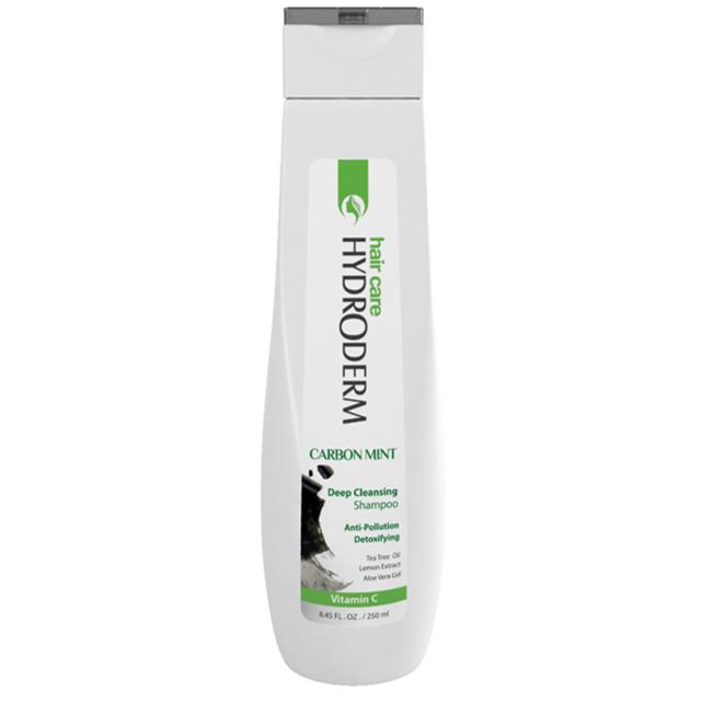 شامپو پاک کننده عمیق مو کربن هیدرودرم