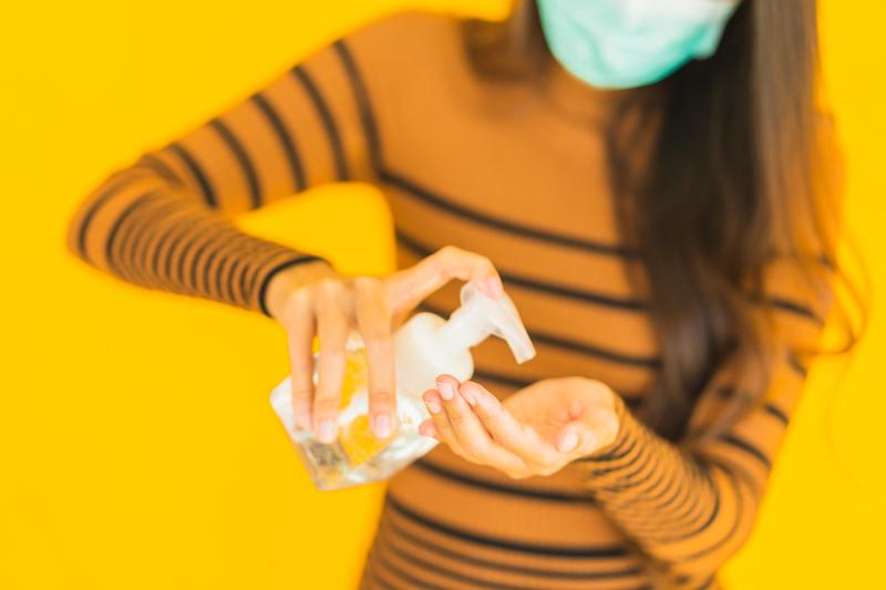 ضدعفونی دست ، ژل ضدعفونی دست ، خرید محلول ضدعفونی دست