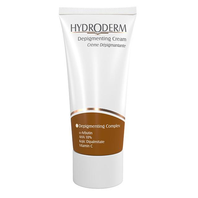 کرم روشن کننده پوست صورت هیدرودرم