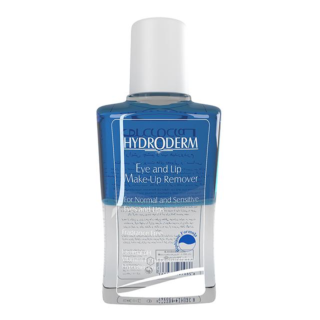 پاک کننده آرایش چش و لب هیدرودرم