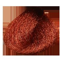 رنگ مو بلوند مسی متوسط