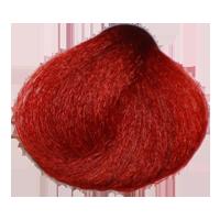 رنگ مو قرمز روشن