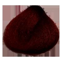 رنگ مو قرمز قهوه ای
