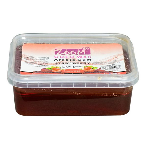 موم عربی توت فرنگی