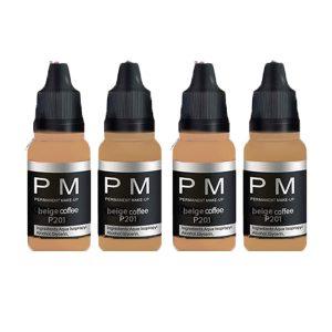 رنگ هاشور بژ PM سری p201
