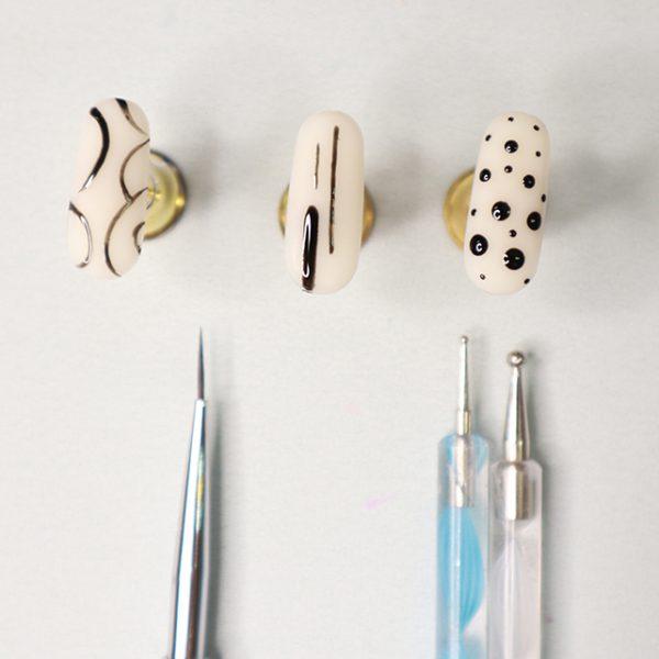 طراحی ناخن شیک