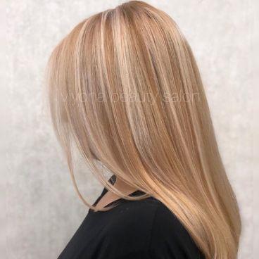 آموزش مرحله به مرحله رنگ کردن مو در خانه ویژه مبتدیان