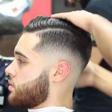 آموزش کوتاهی مو پسرانه  آموزش کوتاه کردن موی آقایان