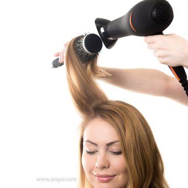 براشینگ حرفه ای | آشنایی با براشینگ مو حرفه ای برای انواع مدل موهای مختلف