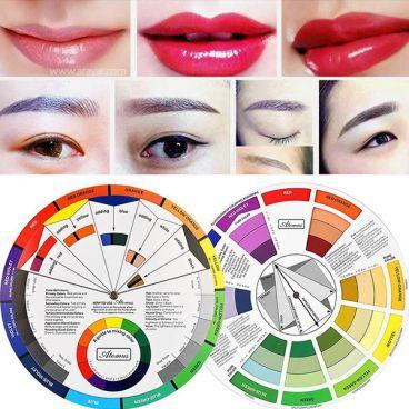 اهمیت رنگ شناسی و ترکیب رنگ در میکروپیگمنتیشن