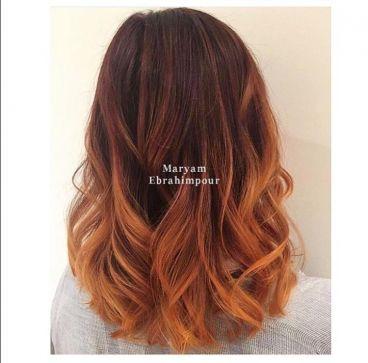 رنگ موی سه صفر یا روشن کننده سه صفر