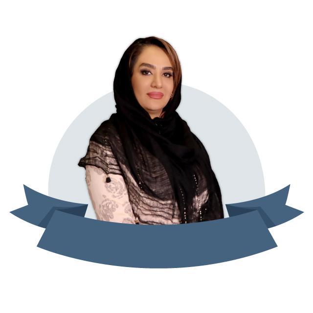 مریم ابراهیم پور| مدرس رنگ و مش