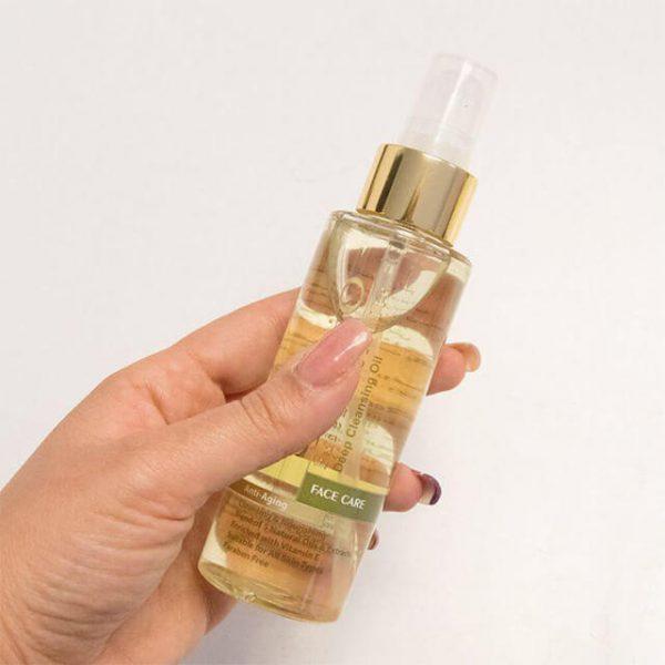 روغن پاک کننده آرایش استلو روزانه
