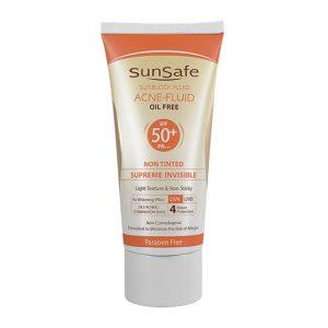فلوئید ضد آفتاب فاقد چربی SPF50