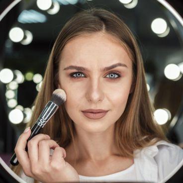 آموزش آرایش افراد با پوست خشک چگونه است؟