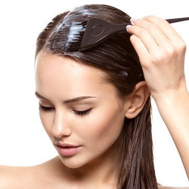 آموزش رنگ مو از پایه تا پیشرفته