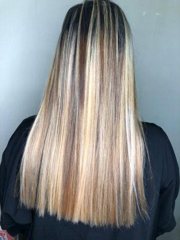 طرز نگهداری از موهای اکستنشن