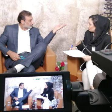 مصاحبه با دبیر کانون کشوری آقای سید اشرفی