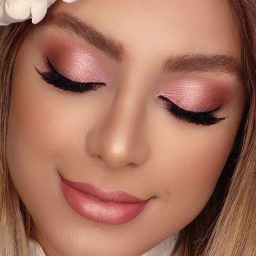 آموزش آرایش صورت ایرانی