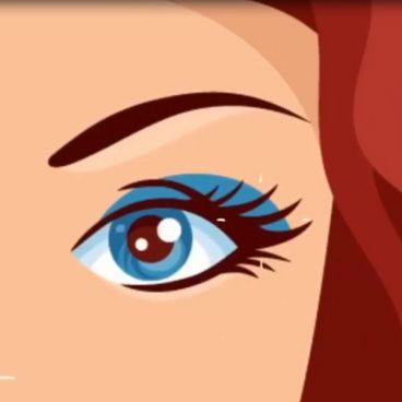 نکات مهم درباره آرایش چشم