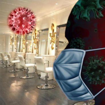 نکات مهم برای جلوگیری از ویروس کرونا برای آرایشگران و مشتریان
