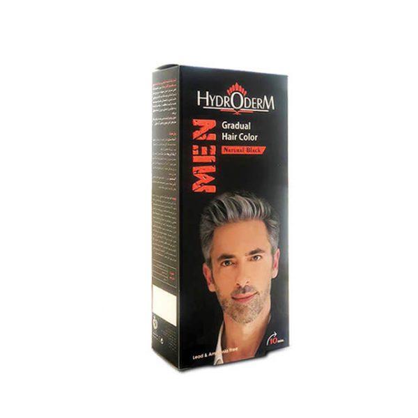 کرم رنگ کننده مو سر
