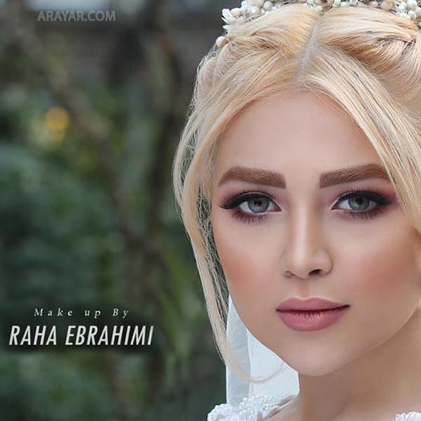 بهترین میکاپ آرتیست عروس در غرب تهران