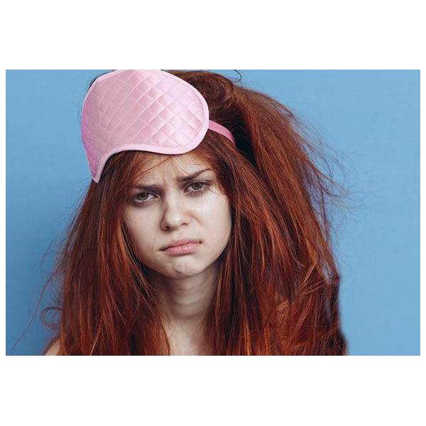 موهای گروه خورده، گره خوردن مو، ماسک مو برای موهای گره خورده