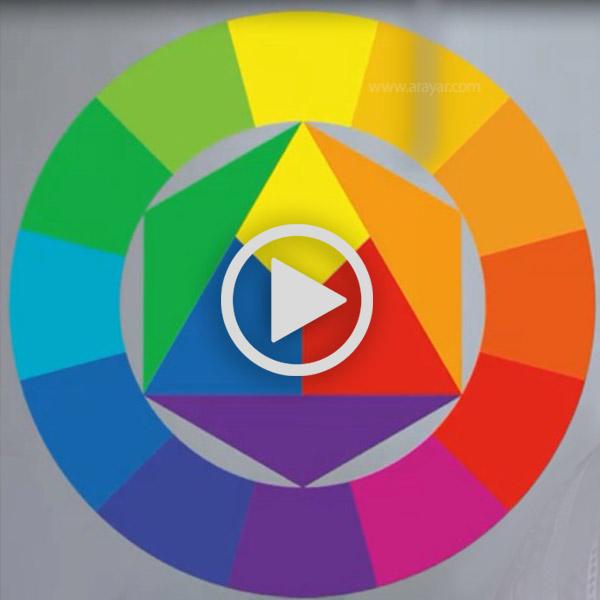 اصول رنگ شناسی در تاتو