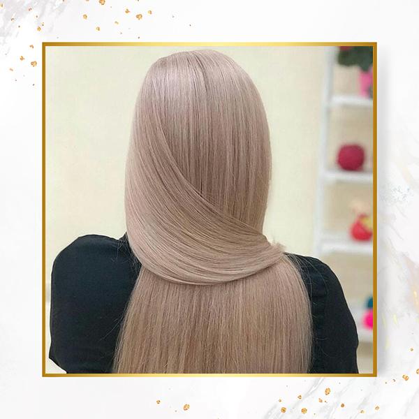 رنگ مو پایه 9