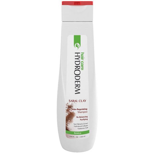 شامپو درمان چربی مو