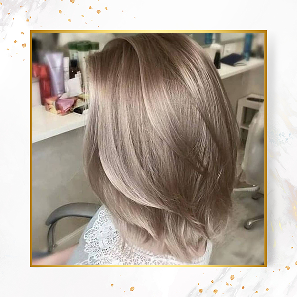 رنگ مو رو پایه 9